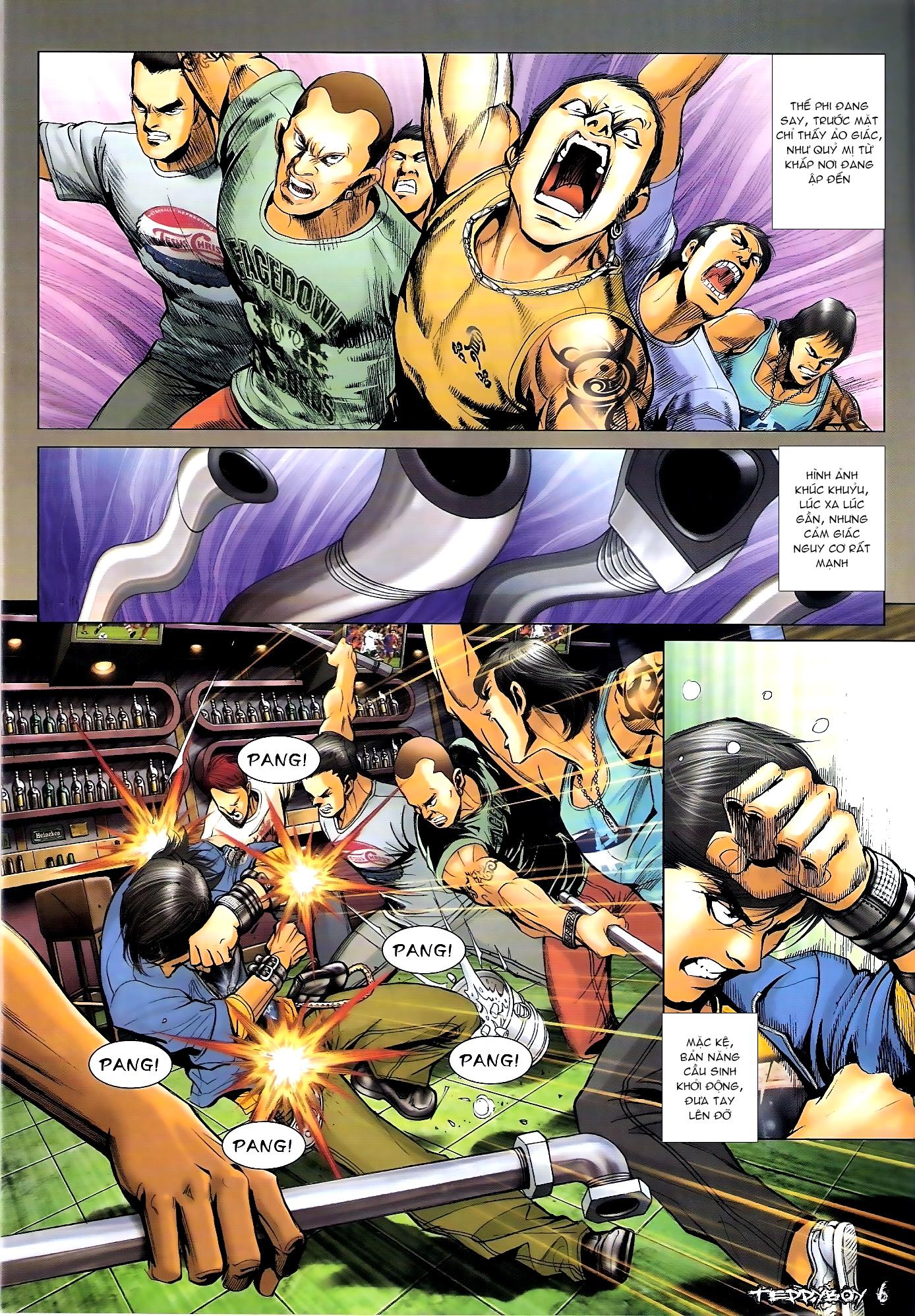Người Trong Giang Hồ - Chapter 1301: Họ gì tên gì 2 - Pic 4
