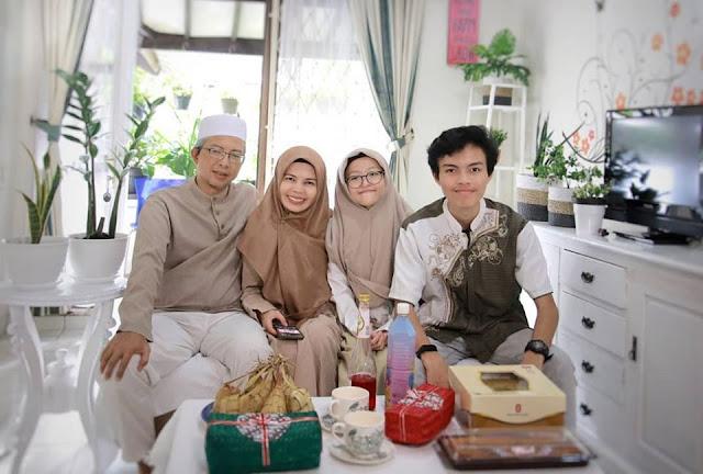 sasha pasta gigi keluarga muslim
