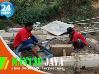 Jasa SEDOT WC TEGALSARI 085235455077 Surabaya Harga Murah