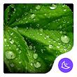 Green-APUS Launcher theme