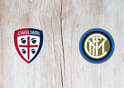 Cagliari vs Internazionale -Highlights 13 December 2020