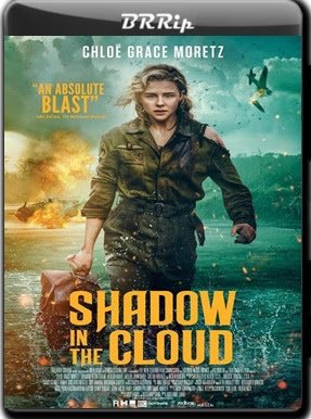 Shadow in the Cloud (2020) Eng 5.1ch 720p | 480p BluRay ESub x264 650Mb | 250Mb