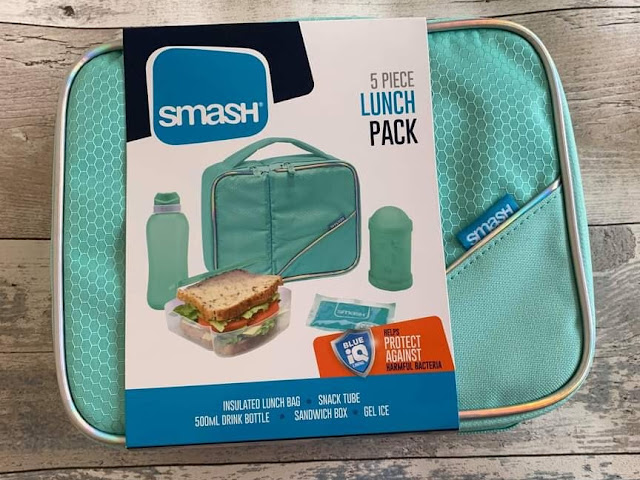 smash 5 piece unchbox set
