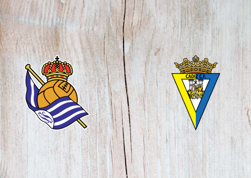Real Sociedad vs Cádiz -Highlights 07 February 2021 ...