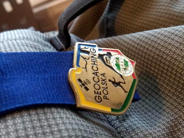 Odznaka PTTK Geocaching