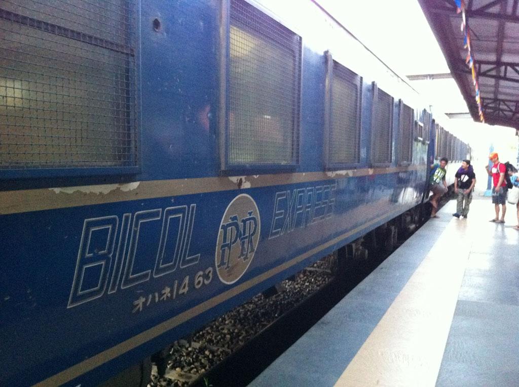 Trip Report: Bicol Express