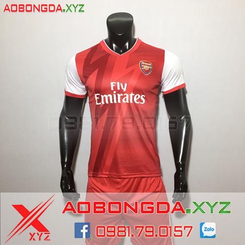 Áo Câu Lạc Bộ Arsenal 2020 Training 2