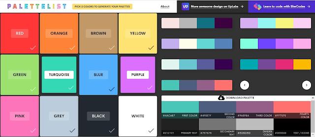 カラー採取, coloring, 颜色选择