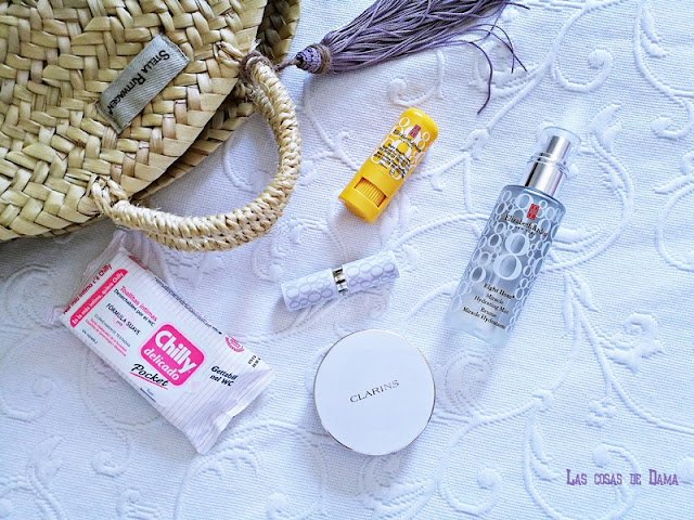 básicos verano bolso beauty belleza maquillaje skincare