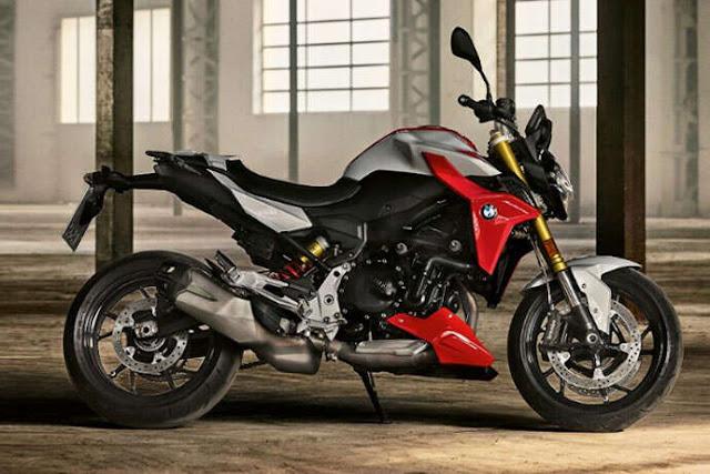 harga BMW F900R 2020