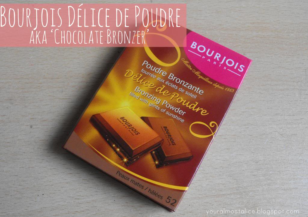Bourjois Delice de Poudre Bronzing Primer AKA The Chocolate Bronzer