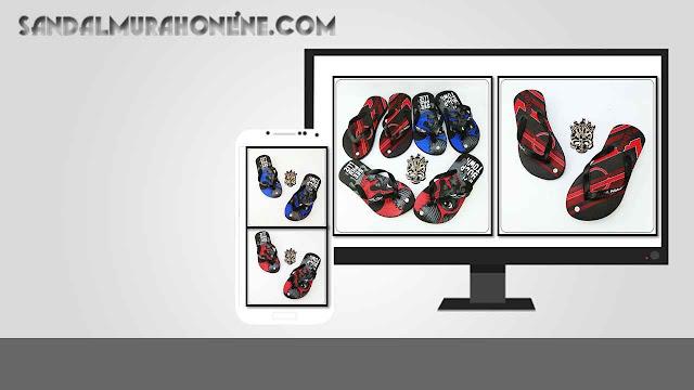 Sandal Distro Terbaru dan Terlaris - Sandal AMX CMR Simplek