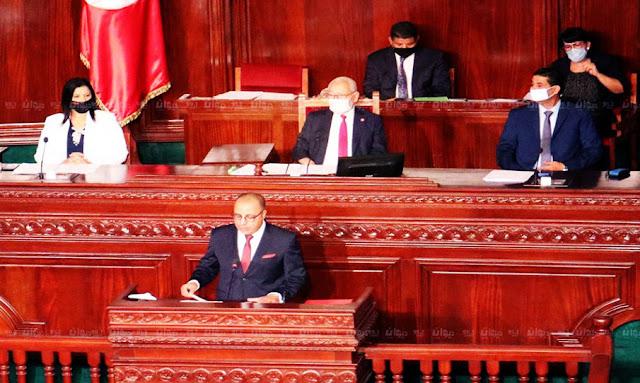 هشام المشيشي: فلنكن يدا واحدة من أجل إنقاذ وطن لا أملك غيره