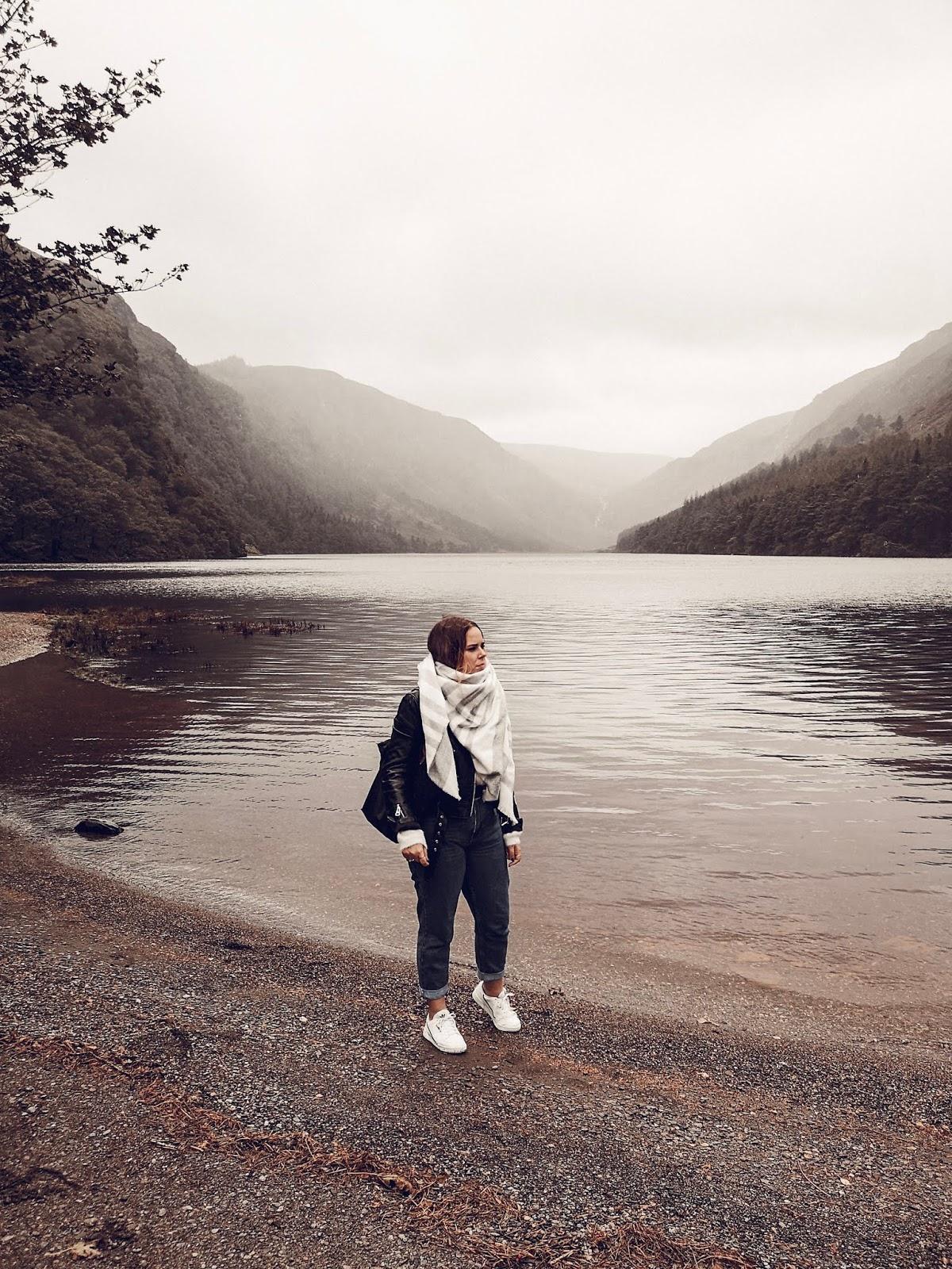 Lago de Glendalough, Irlanda