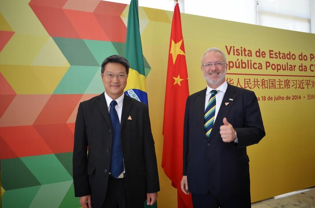Correios e Alibaba Group querem facilitar comércio entre Brasil e China