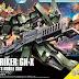 HGBF 1/144 Striker GN-X - Release Info
