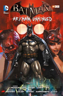 http://www.nuevavalquirias.com/batman-arkham-unhinged-comic-comprar.html