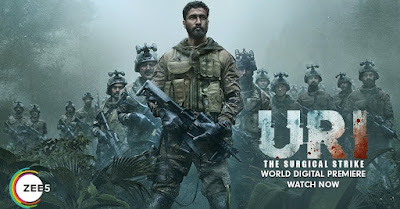 Uri the surgical strike download full Movie