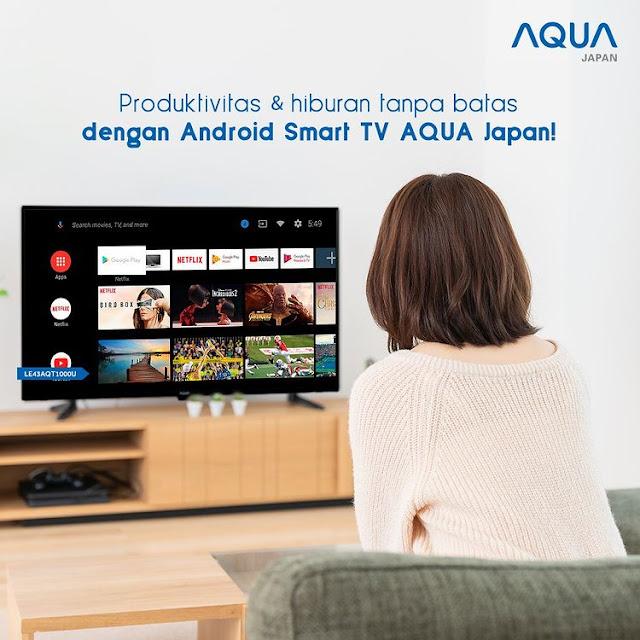 TV AQUA JAPAN