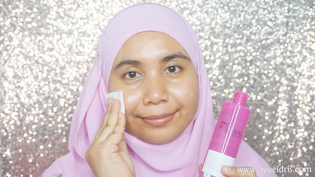 Cara Pakai Mary Kay Botanical Effects Toner