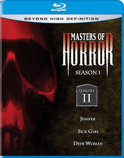Masters of Horror – Temporada 1 Volumen 2 [BD25] *Con Audio Latino