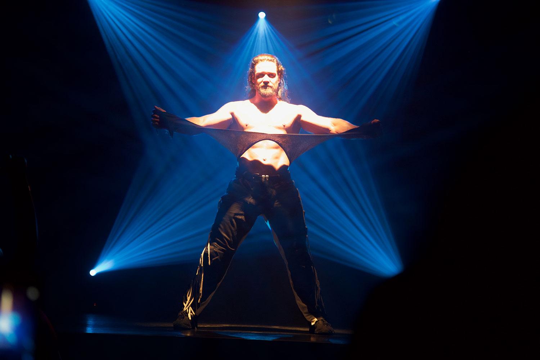 Thunder From Down Under - Alex, Tarzan, male revue