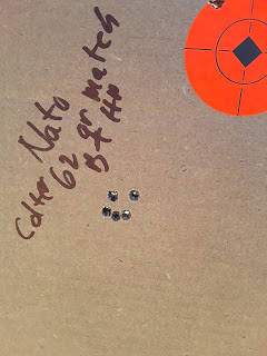 chrohograph review, testing accuracy Hornady Frontier