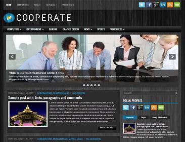 Blogspot Templates -Responsive Blog Themes-Free Blogger ...
