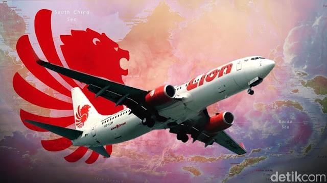 Ini Nama Pilot-Awak Kabin di Pesawat Lion Air JT 610 yang Jatuh