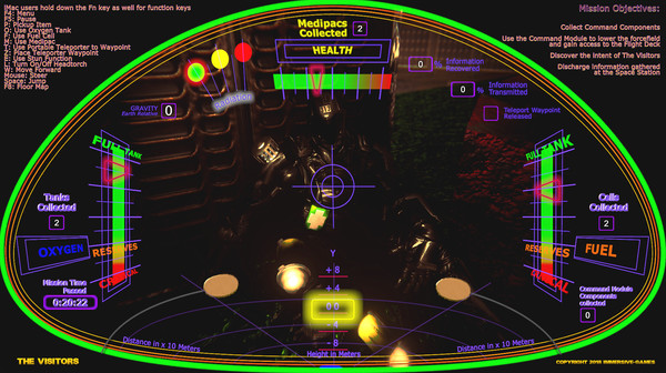 The Visitors Free Download PC Game Cracked in Direct Link and Torrent. The Visitors – An unidentified spacecraft has been discovered in a nearby solar system… as our most experienced Agent, you are tasked to explore the craft and determine its…