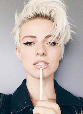 cortes de pelo corto para mujer otoo invierno cortes de peinados pelo corto with peinar pelo corto mujer