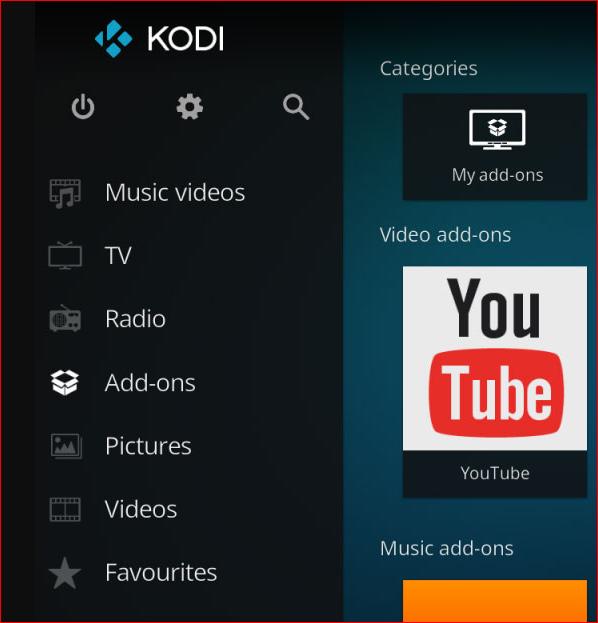Kodi V18: Windows 32-Bit Download