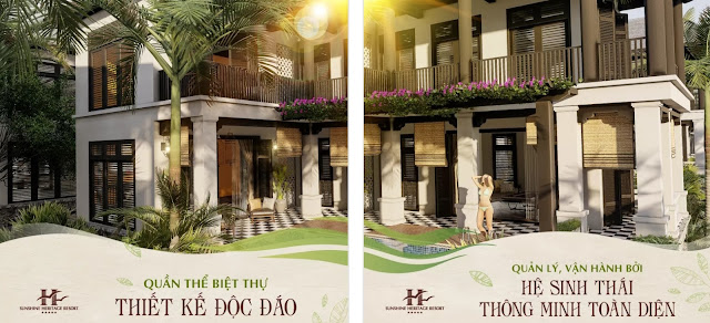 dự án Sunshine Empire Ciputra và Sunshine Heritage Resort Hà Nội: