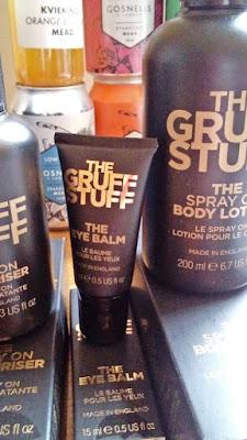 The Gruff Stuff Eye Balm