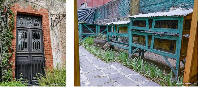 Museu Casa de Leon Trotski, Cidade do México