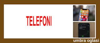 20. - PRODAJA TELEFONA NA UMBRA OGLASIMA