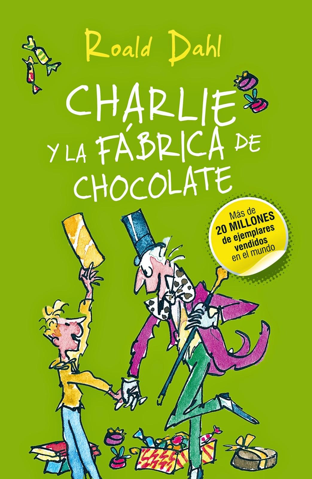 Los viernes no hay clase: Charlie y la fábrica de chocolate