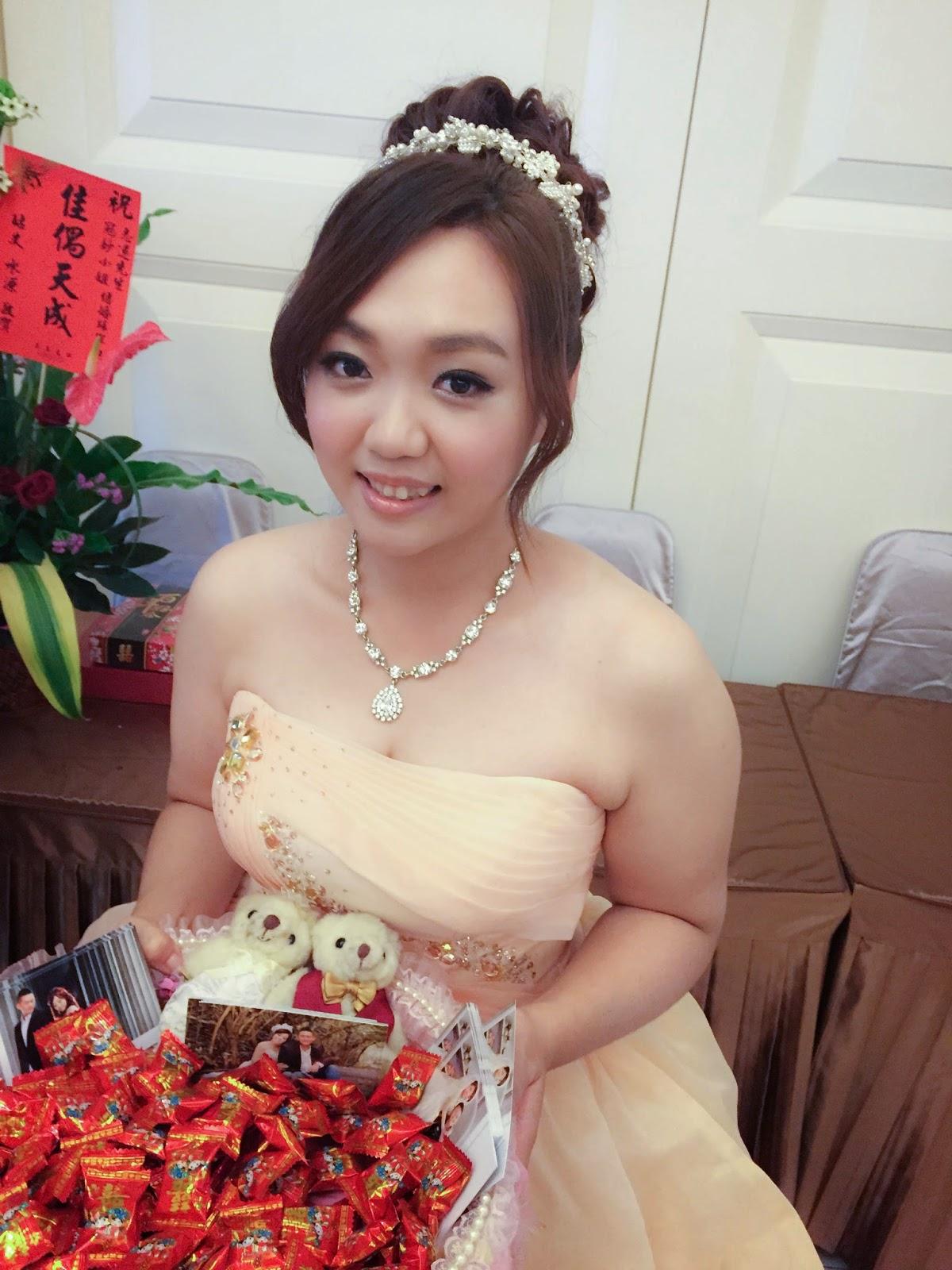 台南商務會館新秘