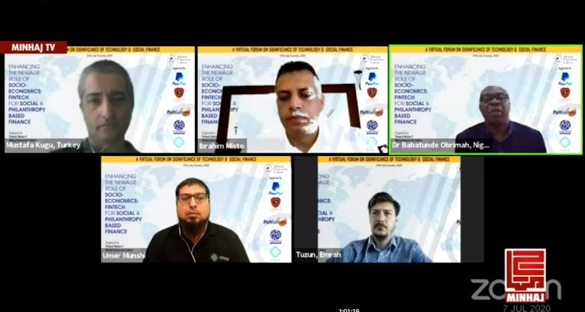A VIRTUAL FORUM ON SIGNIFICANCE OF TECHNOLOGY & SOCIAL FINANCE - SESSION 2