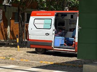 Homem passa mal durante prova do Enem e é levado para hospital no Piauí