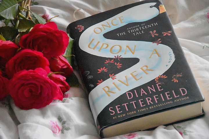 Buch-Once Upon a River-Diane Setterfield