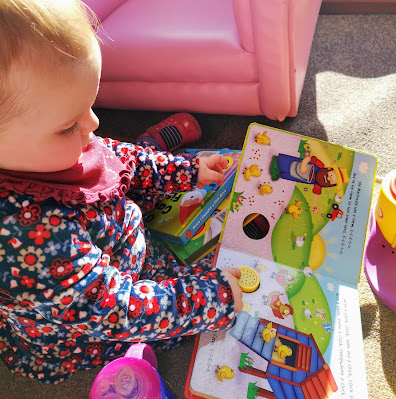 Gift Guide For One Year Olds Books Baby Toddler Reading Musical Interactive Books