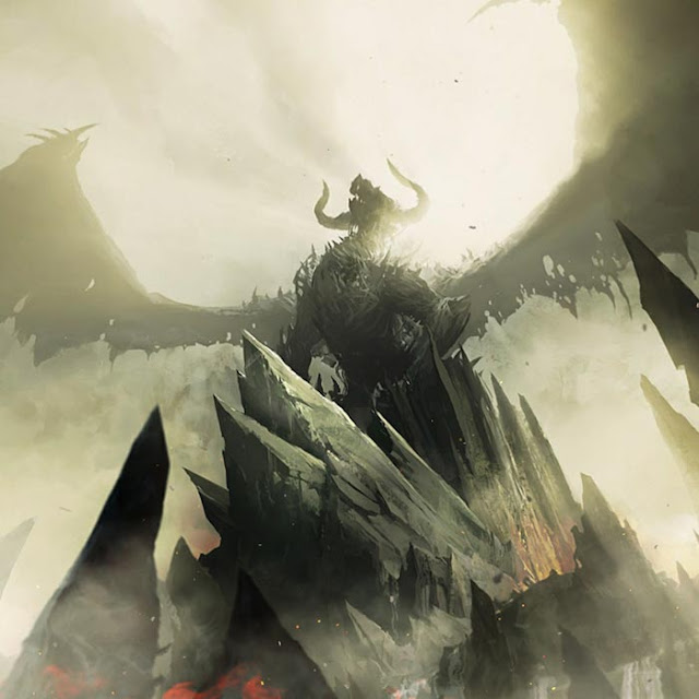 Mighty Dragon Wallpaper Engine