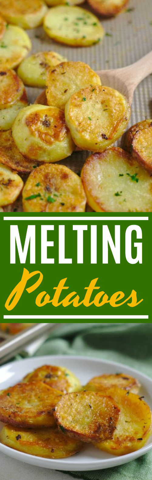 Melting Potatoes #dinner #recipes