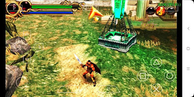 Hero Of Sparta PPSSPP