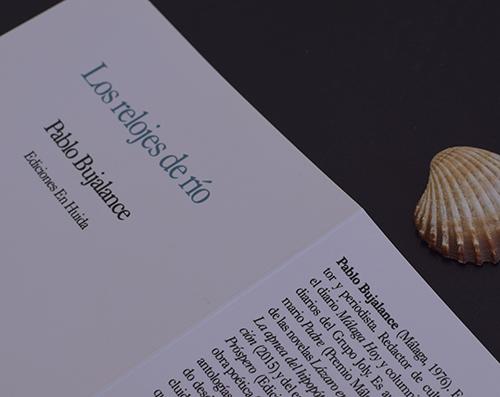 Pablo Bujalance en «Lunes de Poesía»