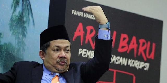 Fahri Hamzah Ingin Indonesia Tampil Membela Bangsa Palestina