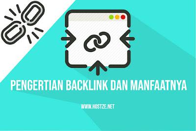 Pengertian Backlink dan Manfaatnya - hostze.net