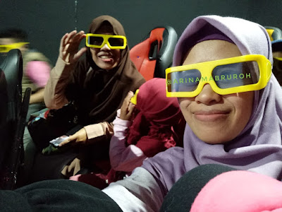 9D Movie di Wonoland. Bioskop 9 Dimensi di Wonosobo
