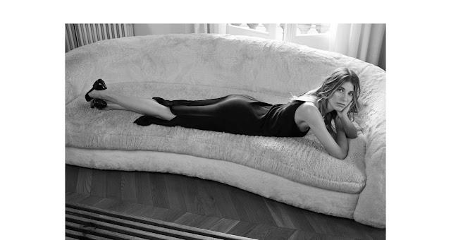 Veronika Heilbrunner firma con Massimo Dutti